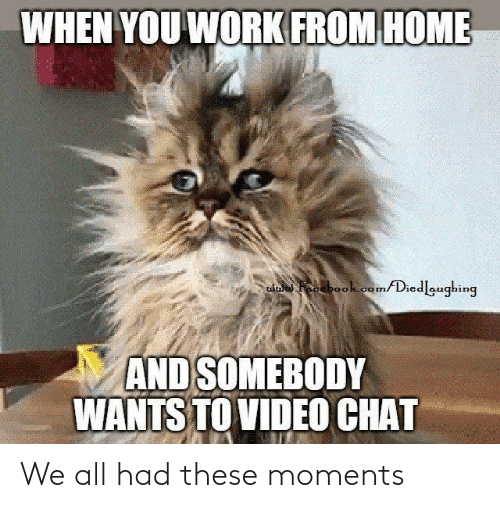all: We all had these moments