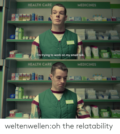 Oh: weltenwellen:oh therelatability