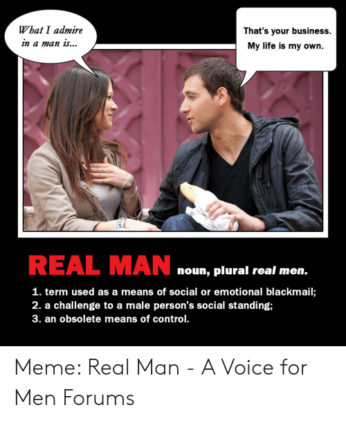 25 Best Memes About A Voice For Men A Voice For Men Memes