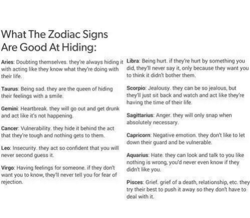 Angriest Zodiac Sign