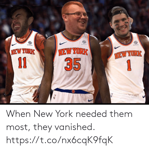needed: When New York needed them most, they vanished. https://t.co/nx6cqK9fqK