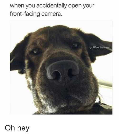 🐣 25+ Best Memes About Front Facing Camera | Front Facing