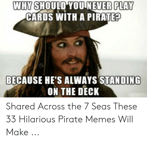 🐣 25+ Best Memes About Funny Pirate Memes | Funny Pirate Memes