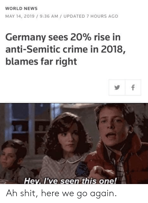 WORLD NEWS MAY 14 2019 936 AM UPDATED 7 HOURS AGO Germany Sees 20