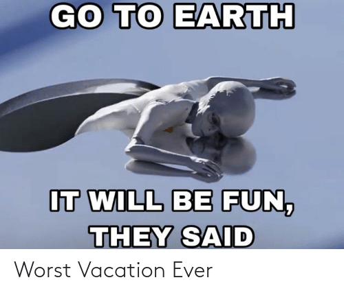 Vacation: Worst Vacation Ever