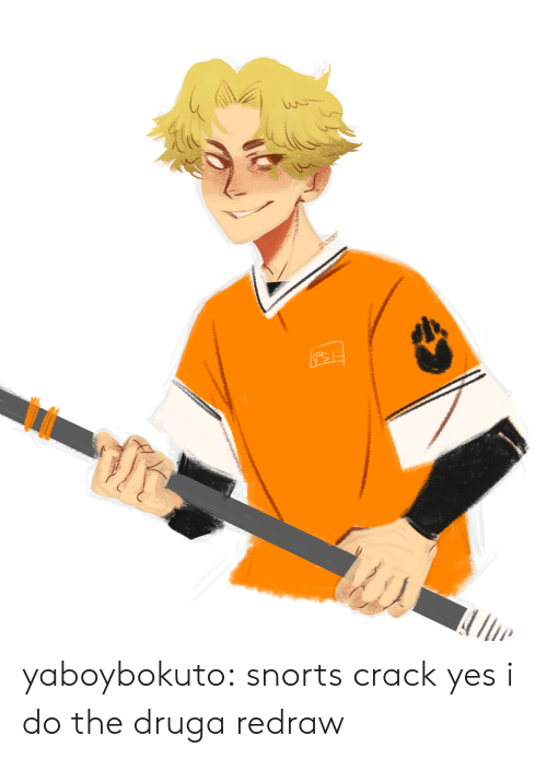 Target, Tumblr, and Blog: yaboybokuto:  snorts crack yes i do the druga redraw