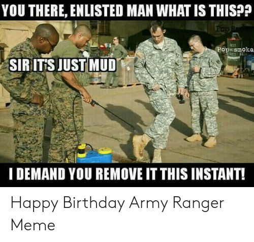 25+ Best Memes About Happy Birthday Army