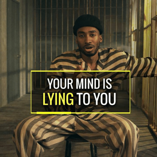 Memes, Lying, and Mind: YOUR MIND IS  LYING TO YOU