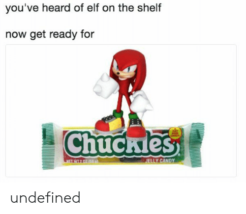 Elf, Elf on the Shelf, and Now: you've heard of elf on the shelf  now get ready for  huckles undefined