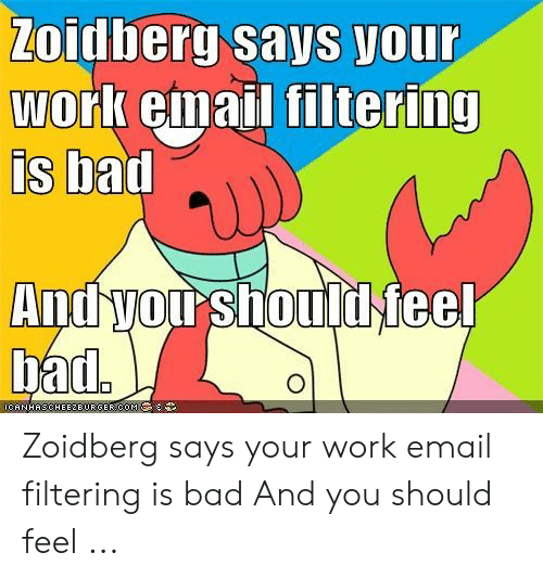 25 Best Memes About Zoidberg Says Zoidberg Says Memes